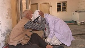 Şanlıurfa'da yaşlılar sosyal desteklerle hayat buluyor (Videolu Haber)