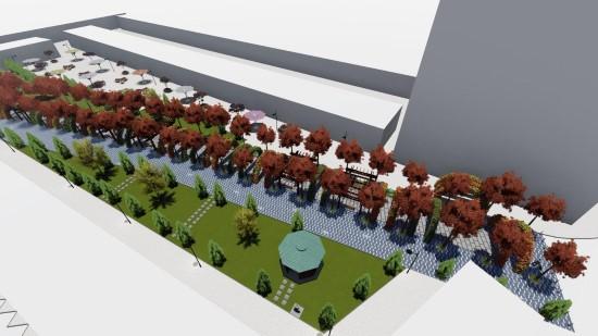 Şanlıurfa yeşil koridor projesi ile yeşillenecek (Videolu Haber)