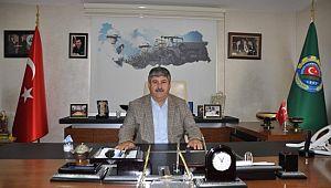 Şanlıurfa Ziraat odası Başkanı Eyyüpoğlu'ndan anız yakmayın çağrısı