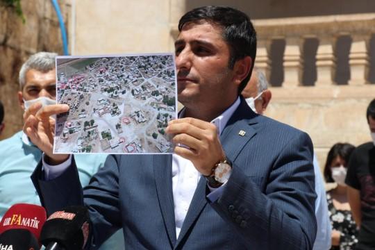 STK'lardan belediyeye sit alanı tepkisi