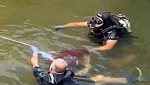 Sulama kanalında boğulan kişinin cansız bedenine ulaşıldı