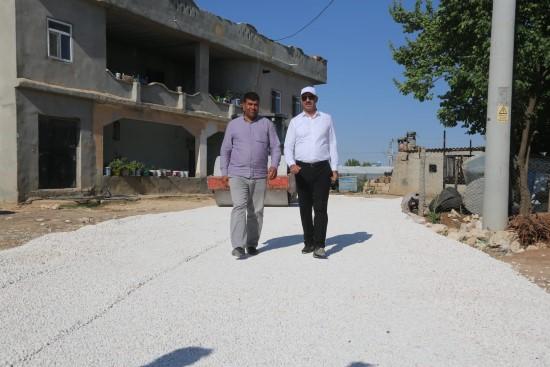Vatandaşlar, Eyyübiye belediyesinin çalışmalarından memnun (Video)