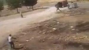 2 kişinin öldüğü kavganın görüntüleri ortaya çıktı (Videolu Haber)