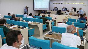 Büyükşehir meclis oturumları başladı (Videolu Haber)