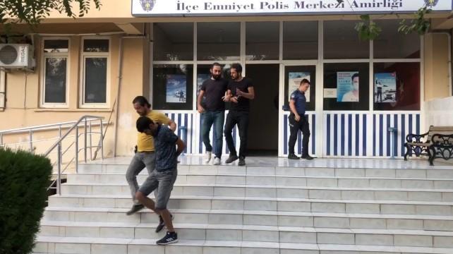 Hırsızlar ikinci soygunlarında anneye takıldı (Videolu Haber)