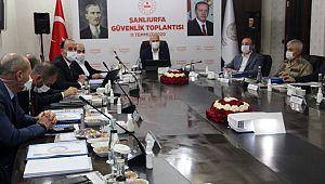 İçişleri Bakanı Süleyman Soylu Şanlıurfa'da
