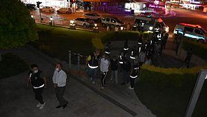 'Kartal Pençesi ''operasyonunda 10 tutuklama (Videolu Haber)