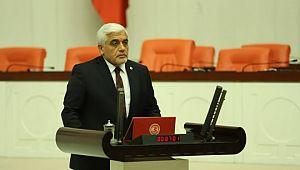 Milletvekili Dülger'den HDP'nin Suruç önergesine tepki