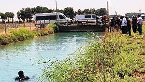 Şanlıurfa'da akıntıya kapılan 2 kişi boğuldu