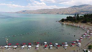 Şanlıurfalılar Hazar gölünü tercih etti