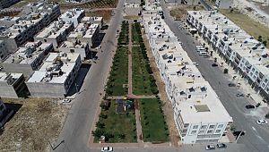 Yeni parklarla bölgenin çehresi değişiyor (Videolu Haber)