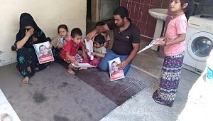 10 yaşındaki Hüseyin'den 4 gündür haber alınamıyor (Video)