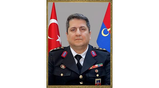Aksaray İl Jandarma Komutanı Şanlıurfa'lı Halil Bilgiç görevine başladı