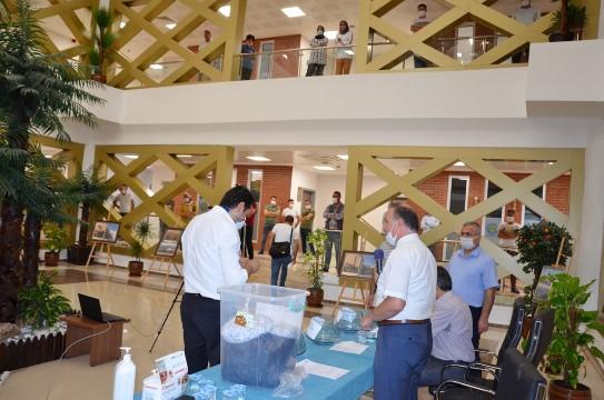 HRÜ noter huzurunda personel alımını gerçekleştirdi