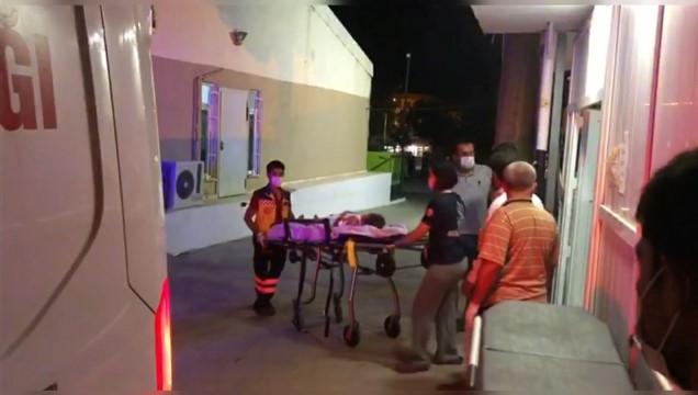 Resulayn'daki düğün saldırısında yaralananlar Ceylanpınar'a getirildi (Video)