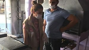 Şanlıurfa'da koronavirüs denetimleri aralıksız devam ediyor (Videolu Haber)