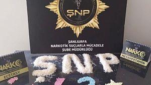 Şanlıurfa'da uyuşturucu satıcılarına operasyon: 14 tutuklama (Video)