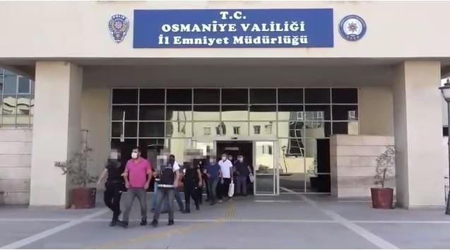 Akaryakıt kaçakçılığı operasyonunda Şanlıurfa'da 1 şüpheli yakalandı (Video)