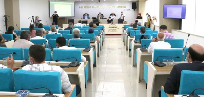 Büyükşehir belediye meclisi Eylül ayı toplantıları sona erdi (Videolu Haber)