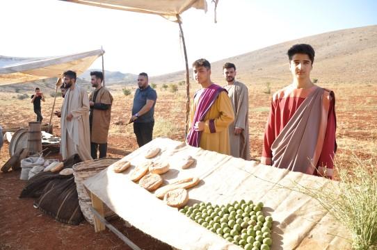 Eshab-ı Kehf'in belgesel çekiliyor (Video)