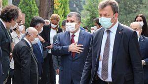 """Sağlık Bakanı Koca: """"Vaka artış hızımız kontrol altına alındı"""