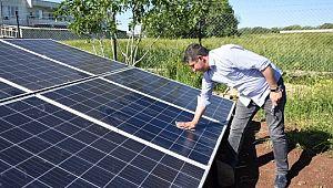Şanlıurfa'da çiftçiler kendi enerjisini kendileri üretiyor