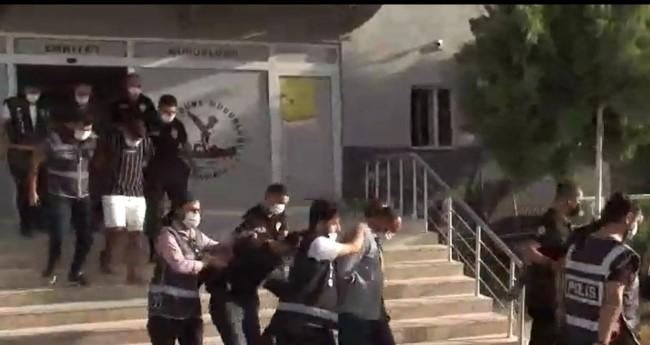 Şanlıurfa merkezli 9 ilde dolandırıcılık operasyonu: 34 tutuklama