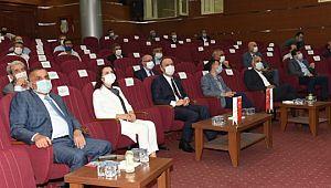Şanlıurfa tarihi alanlarının yönetimi için kanun teklifi verilecek (Video)