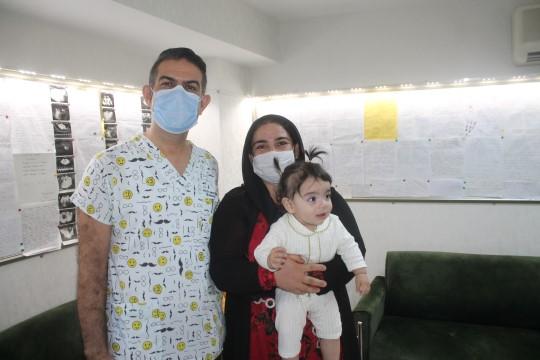 11 yıllık çift, PRP ve akupunktur tedavisiyle çocuk özlemine son verdi