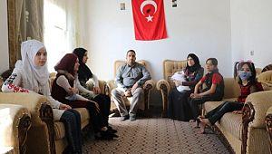 Barış Pınarı Harekatı'nın yıldönümünde Suriyeli aileden Türkiye'ye teşekkür