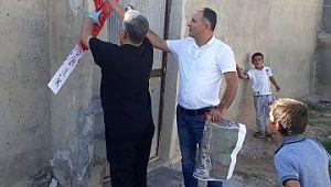 Barış Pınarında numarataj çalışmaları başladı (Videolu Haber)