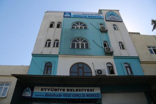 Eyyübiye Belediyesinden etüt merkezi ve uyanık kütüphane projesi (Videolu Haber)