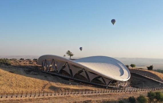 Göbeklitepe'de lisanslı balon uçuşları başladı (Videolu Haber)