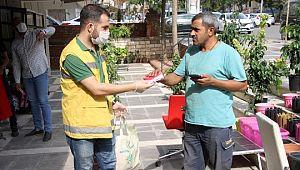 Haliliye'den vatandaşlara Cumhuriyet Bayramı hediyesi (Videolu Haber)