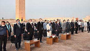 HRÜ Akademik açılış törenini medeniyetin beşiğinde yaptı