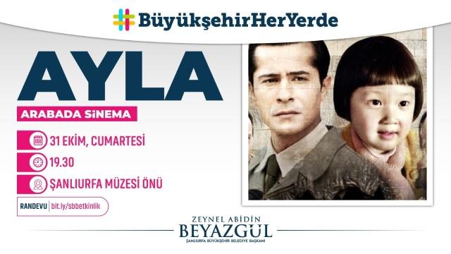 Şanlıurfa 'AYLA' filmini seçti