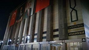 Şanlıurfa Büyükşehir Belediyes etkinliklerini iptal etti