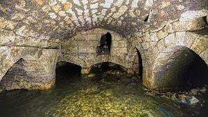 Şanlıurfa'da yeraltı çarşıları keşfedildi (Videolu Haber)