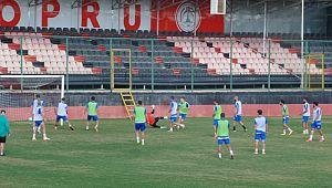Şanlıurfa Karaköprü Belediyespor, Bursa Yıldırımspor'a hazırlanıyor