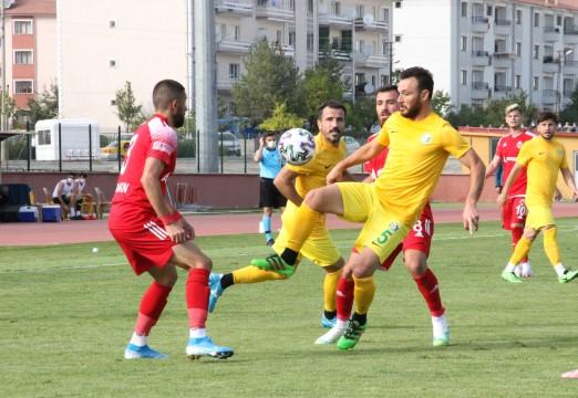 TFF 2. Lig: 24 Erzincanspor: 4 - Şanlıurfaspor: 1