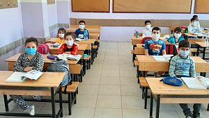 Türkiye'nin en genç ilinde yüz yüze eğitim başladı