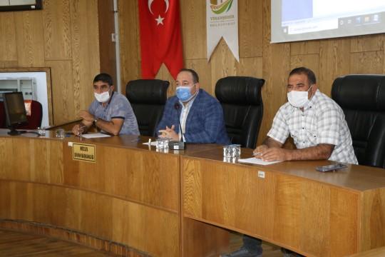 Viranşehir Belediyesi'nin 2021 yılı bütçesi meclisten geçti