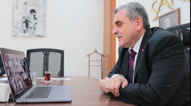 Beyazgül'den online öğretmenler günü kutlaması (Videolu Haber)