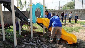 Haliliye kırsalına oyun grupları kurulmaya devam ediyor (Videolu Haber)