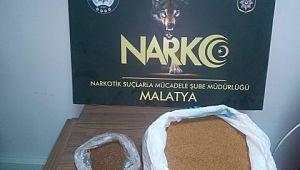 Malatya ve Şanlıurfa'da eş zamanlı uyuşturu operasyonu