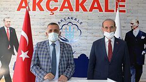 Milletvekili Akay ile Yalçınkaya hizmette el ele! (Videolu Haber)