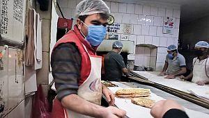 Şanlıurfa'da ekmeğe 25 kuruş zam yapıldı (Videolu Haber)