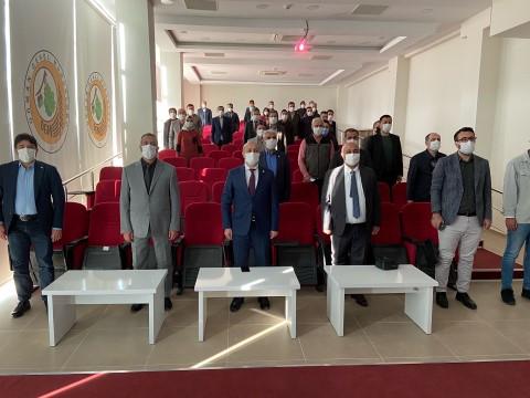 Şanlıurfa'da Ormancılara 'Sosyal Medya ve İletişim Stratejileri ' eğitimi verildi