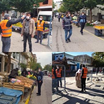 Şanlıurfa'daki dört günlük yoğunlaştırılmış denetim verileri açıklandı