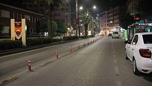 Şanlıurfa'nın cadde ve meydanları boş kaldı (Videolu Haber)